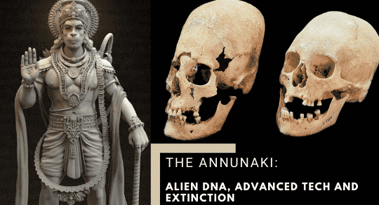 The Annunaki: Alien DNA, Advanced Tech and Extinction