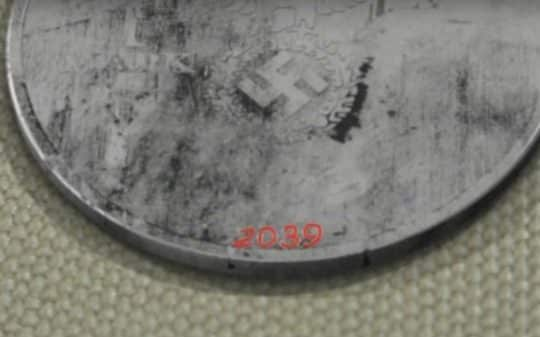 Back to the Future: 2039 Nazi Coin Found