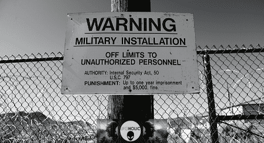 Area 52: The True Alien Threat