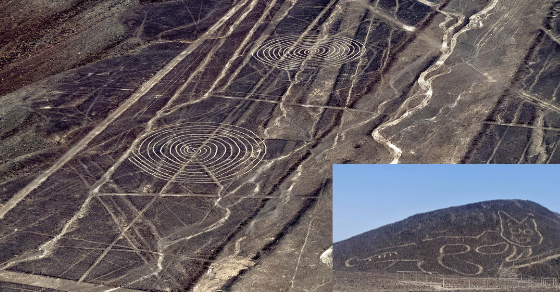 What is Hiding Underneath The Mysterious Nazca Lines?