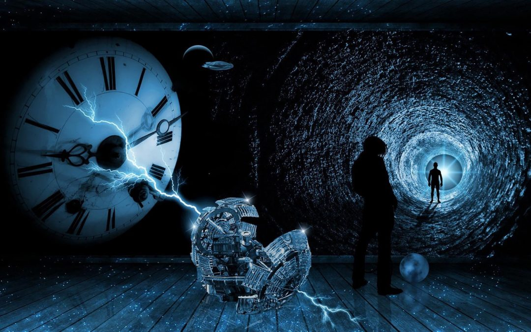 Physicists agree that of the 2 types of time travel, one is definitely possible