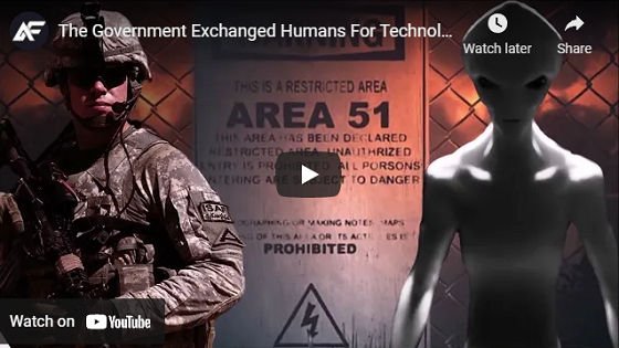 The Government Exchanged Humans For Alien Technology With This Hidden Treaty